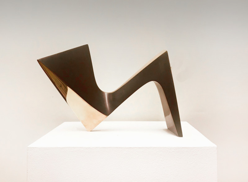 Robert Fogell, Form with Sharp Edge II