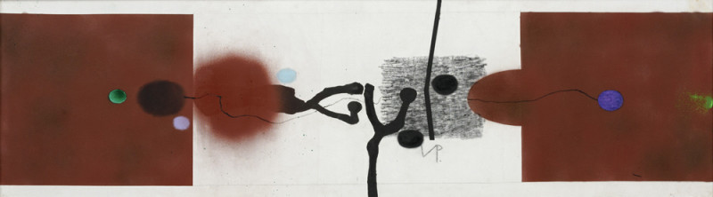 Victor Pasmore, Untitled 1980