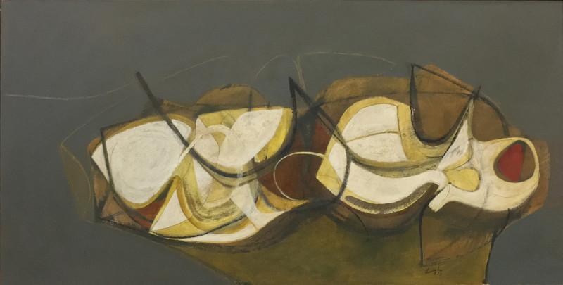 Leigh Davis, Weathered Granite No. 1