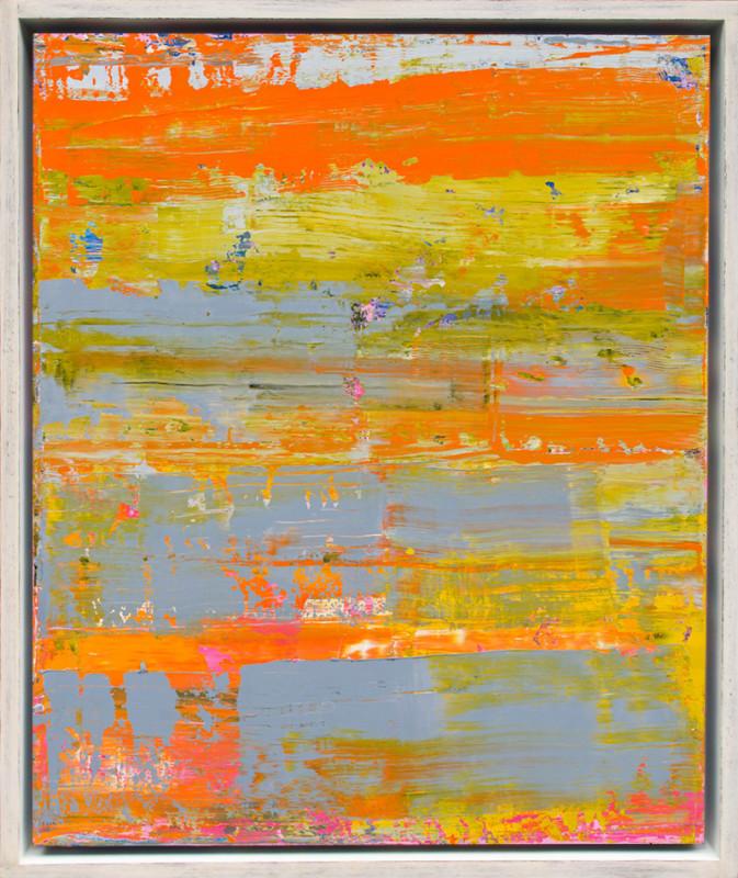 Jonathan S Hooper, Waveform Orange and Grey