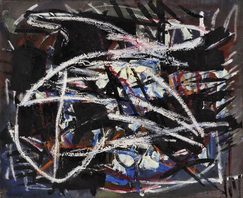 Gary Wragg, Grey Painting