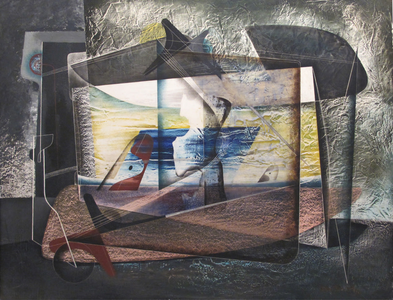 John Tunnard, Painting 1944