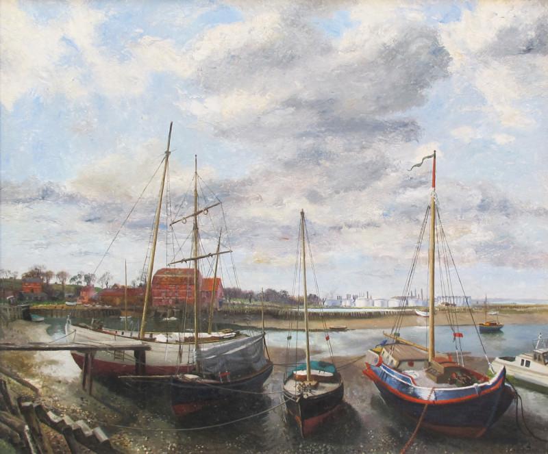 Richard Eurich, Fawley Beach