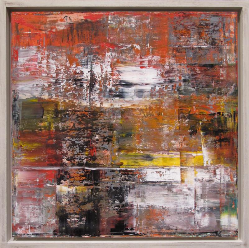 Jonathan S Hooper, Grid. Grey. Orange