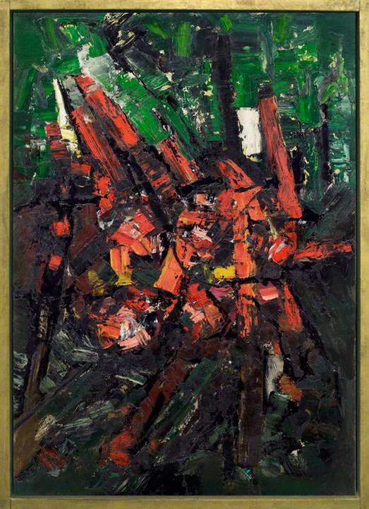 Frank Avray Wilson, Abstract 1959
