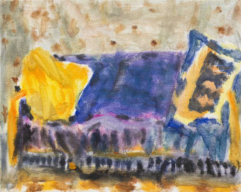Gary Wragg, Sofa and Cushions