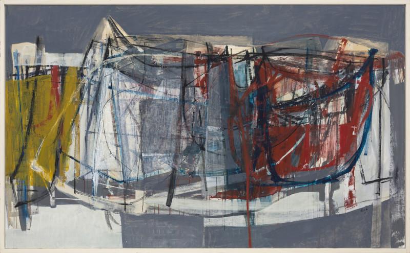 Leigh Davis, Foreshore, Pin Mill