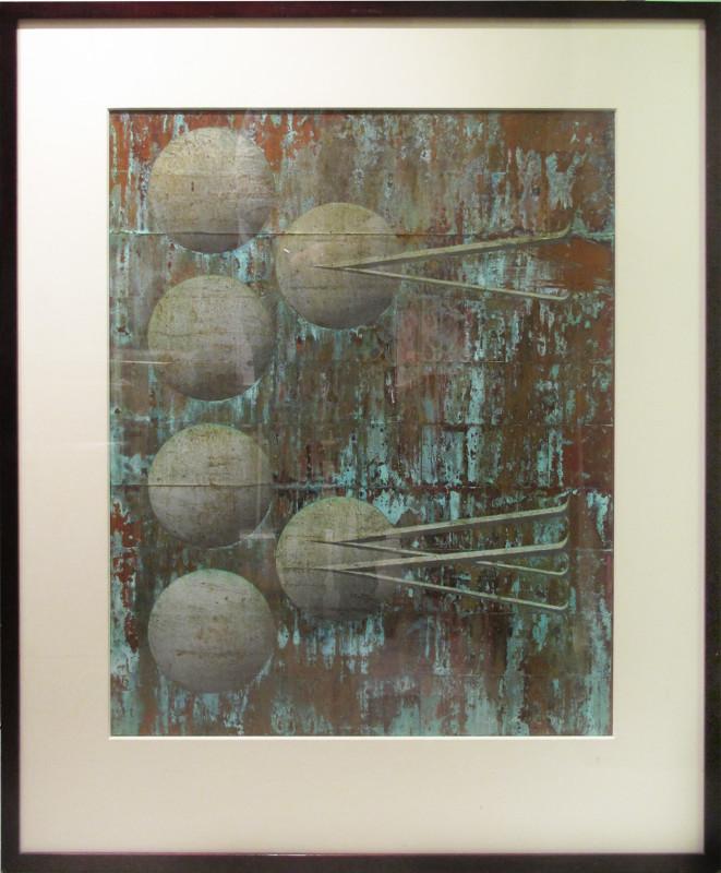 Keith Milow, Drawing 90/48/31/LD