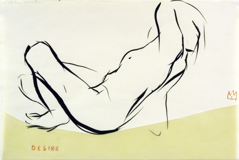Cathalijn Wouters, Reclining Desire, 2014