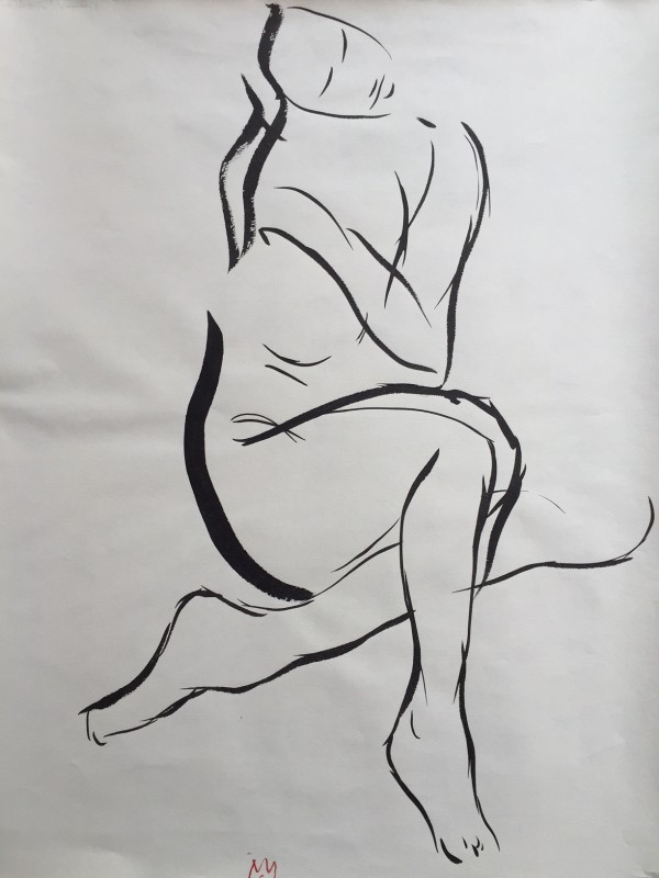 Cathalijn Wouters, Nude 1