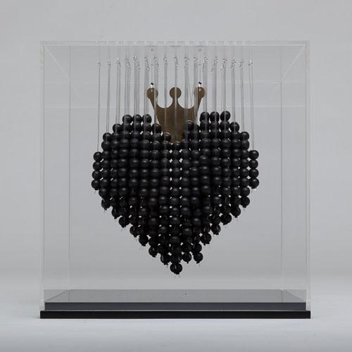 Natasja van der Meer, Queen of Hearts, 2016