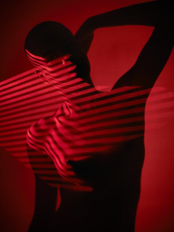 Carli Hermès, Distortion - Lined, 2018