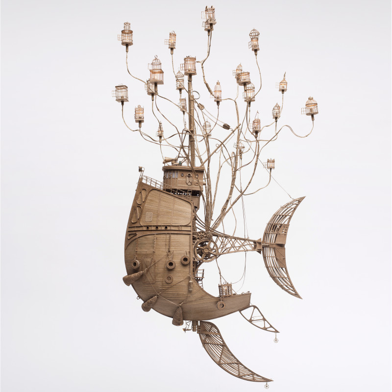 Jeroen van Kesteren, The Moth Catcher