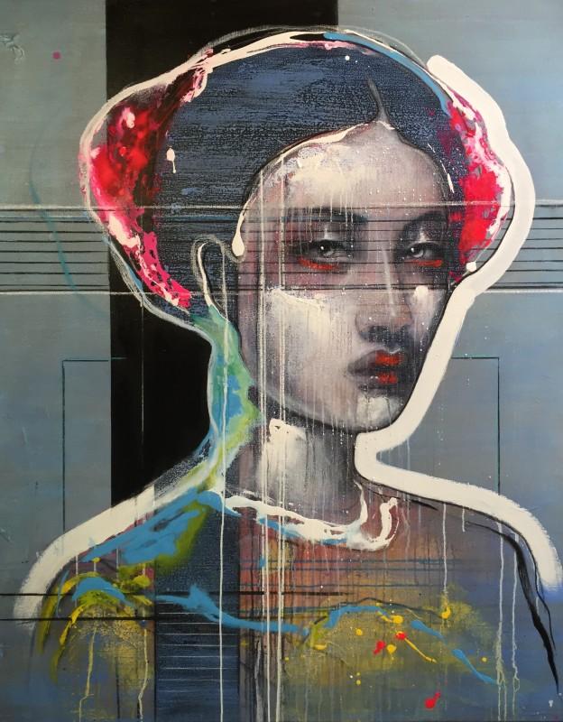 Ger Doornink, Mona Lisa, 2017
