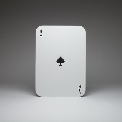 Natasja van der Meer, Ace of spades, 2012