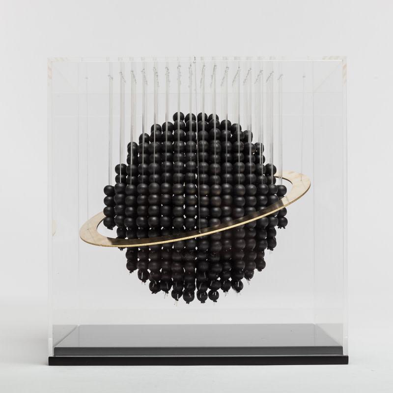 Natasja van der Meer, Black Planet, 2017