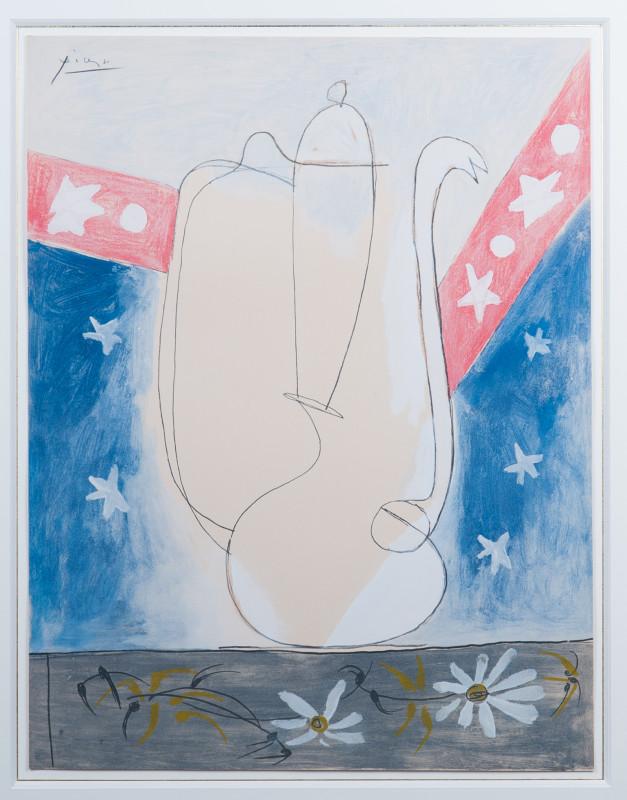 Pablo Picasso, Coffeepot (1946), 1960
