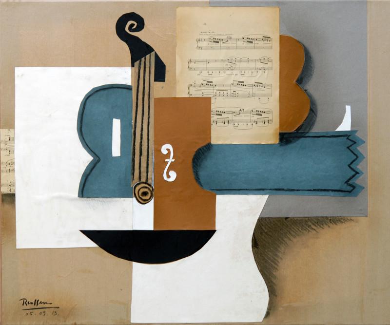 Erik Renssen, Instruments V, 2013