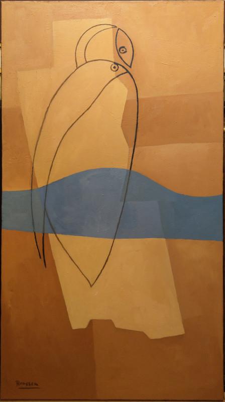 Erik Renssen, De uil, 1996