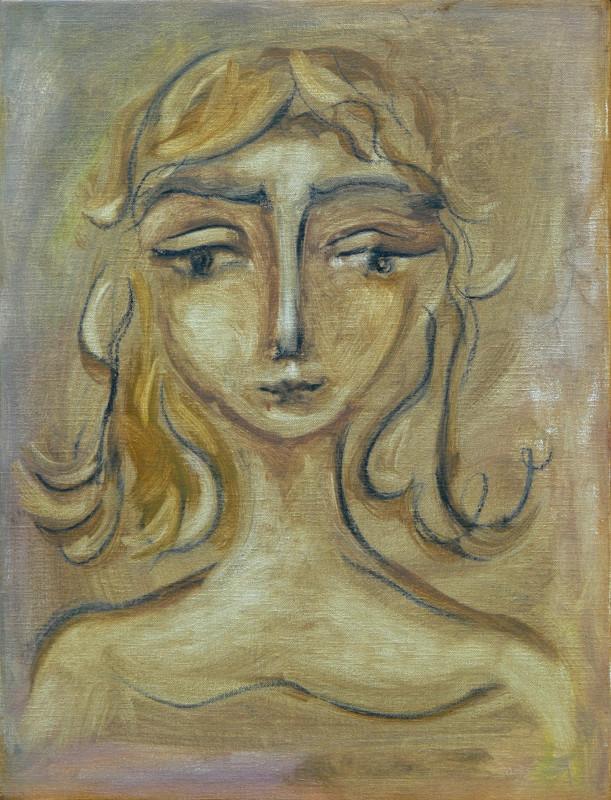 Erik Renssen, S / Torso of a girl, 2009