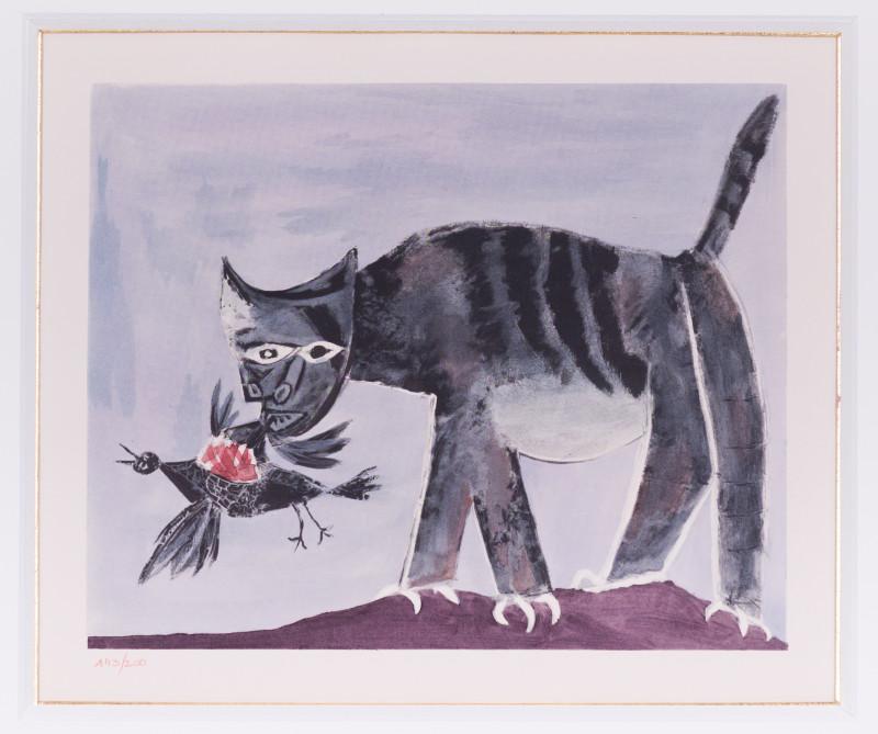 Pablo Picasso, Cat , 1939