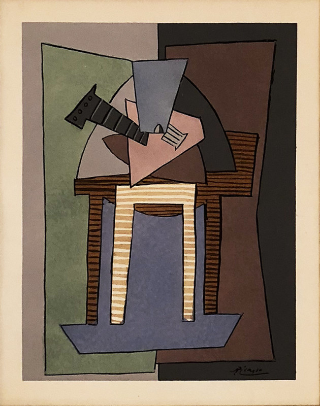 Pablo Picasso, Composition II, 1926