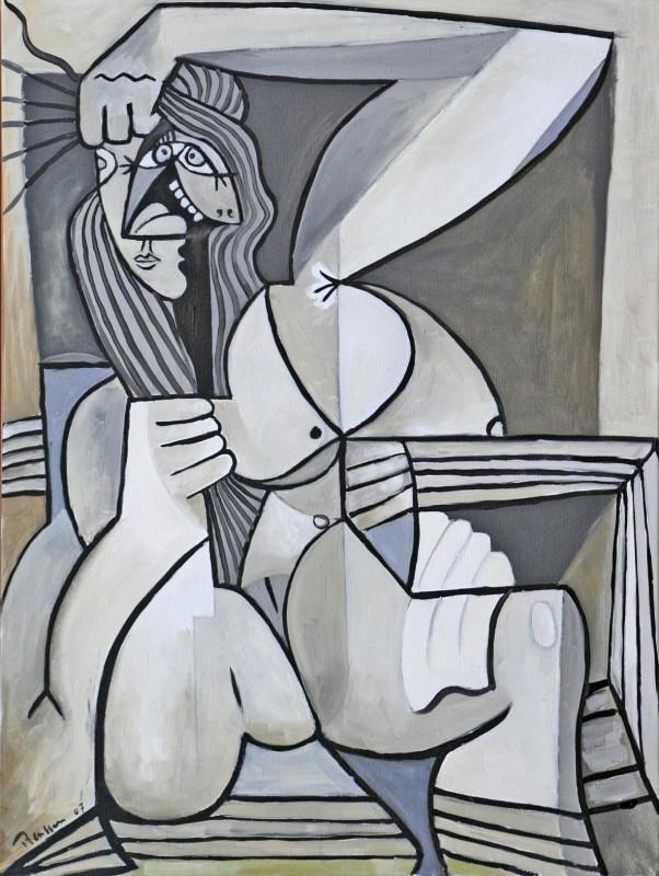 Erik Renssen, Hysterical woman I, 2007
