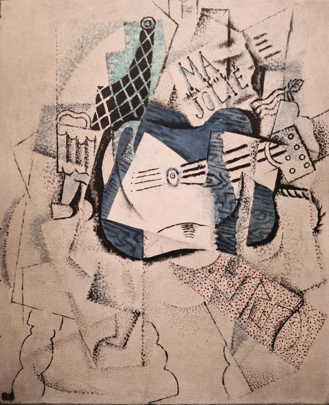 Pablo Picasso, Ma jolie, 1912, 1955