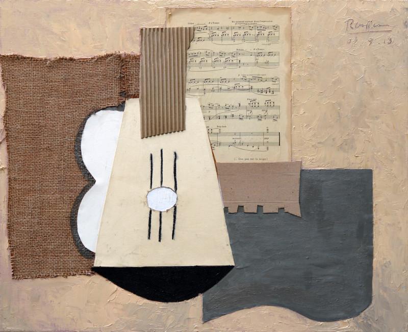 Erik Renssen, Instruments IV, 2013
