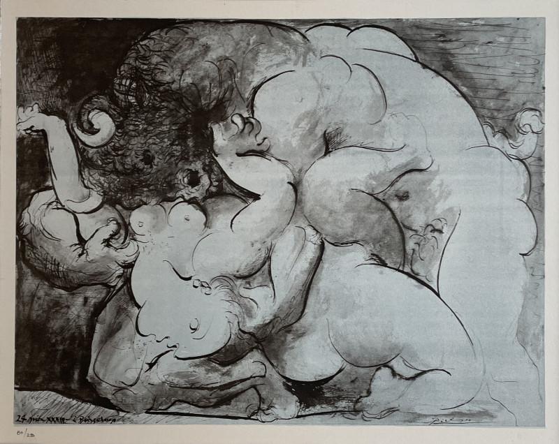 Pablo Picasso, Minotaure