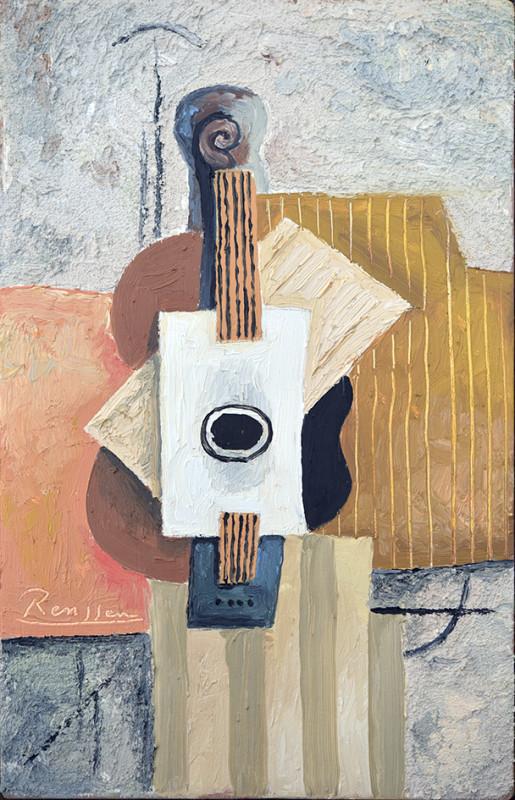 Erik Renssen, Instruments, 2021