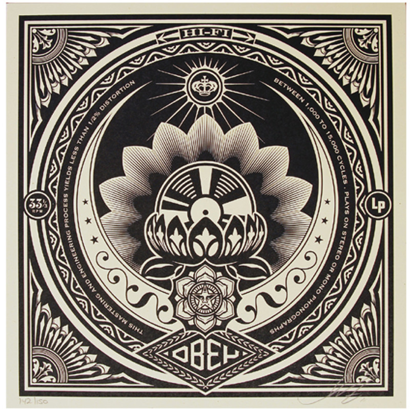 Shepard Fairey (OBEY), Lotus