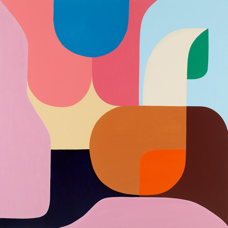 Stephen Ormandy, Olympia, 2019