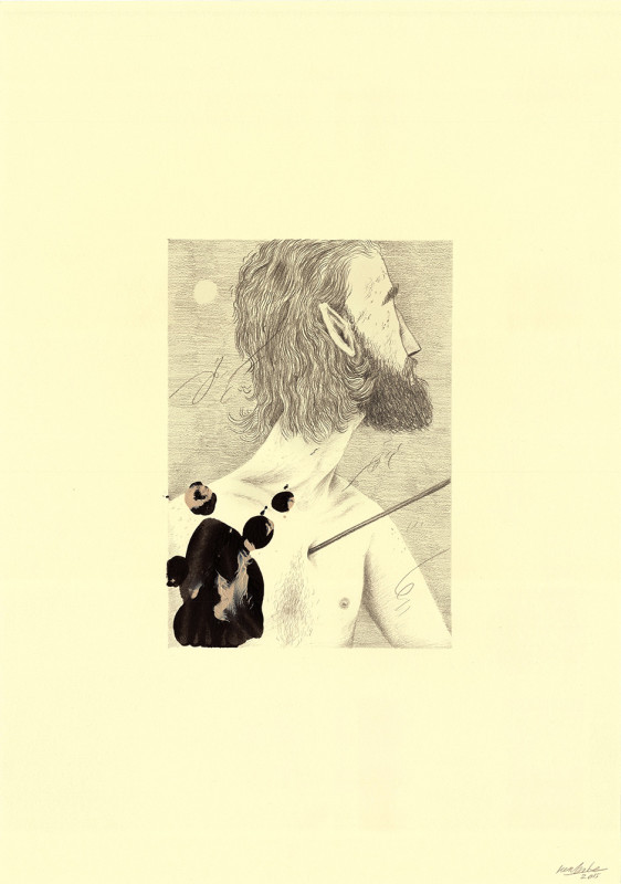Keaton Henson, Self Portrait With Chest Pain