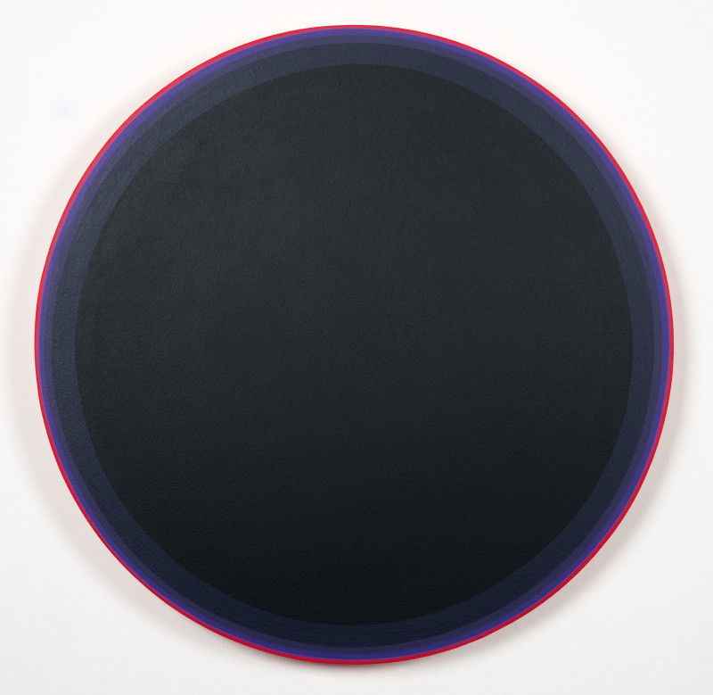 Jan Kalab, Black Circle, 2020