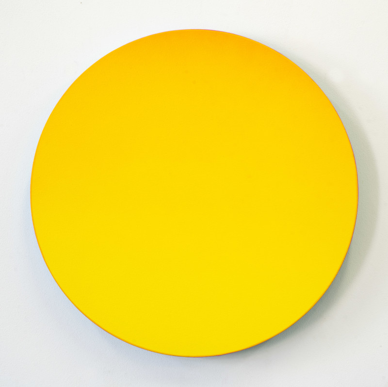 Jan Kalab, Yellow Gradient 719, 2019