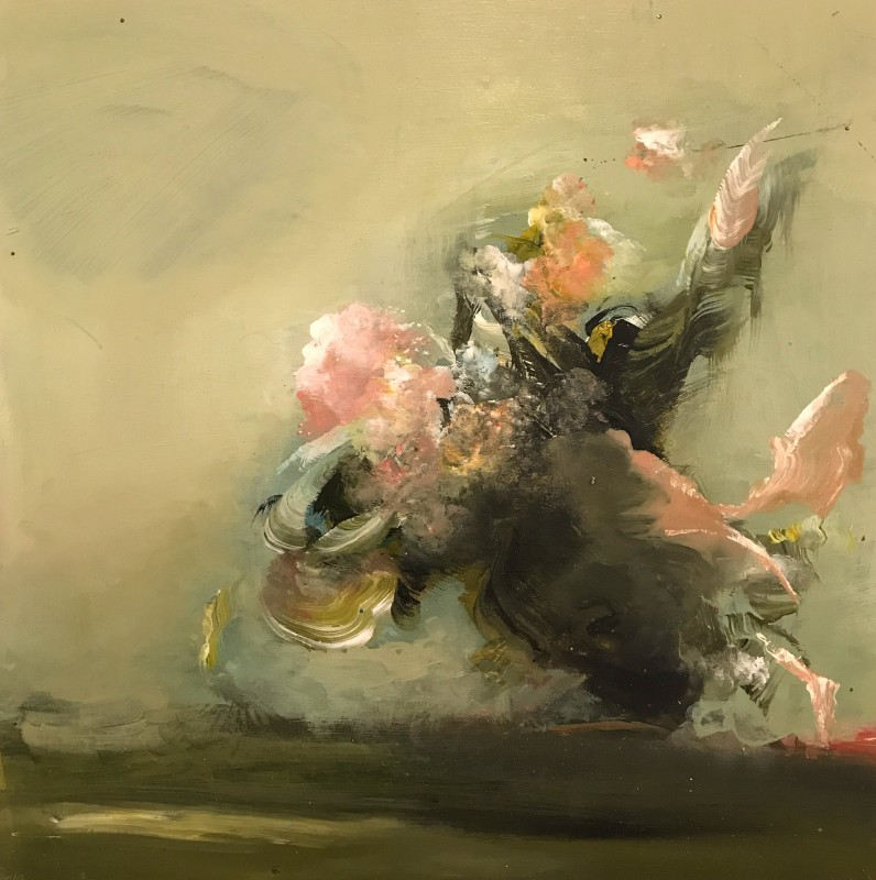 Ian Rayer-Smith, Untitled, 2021