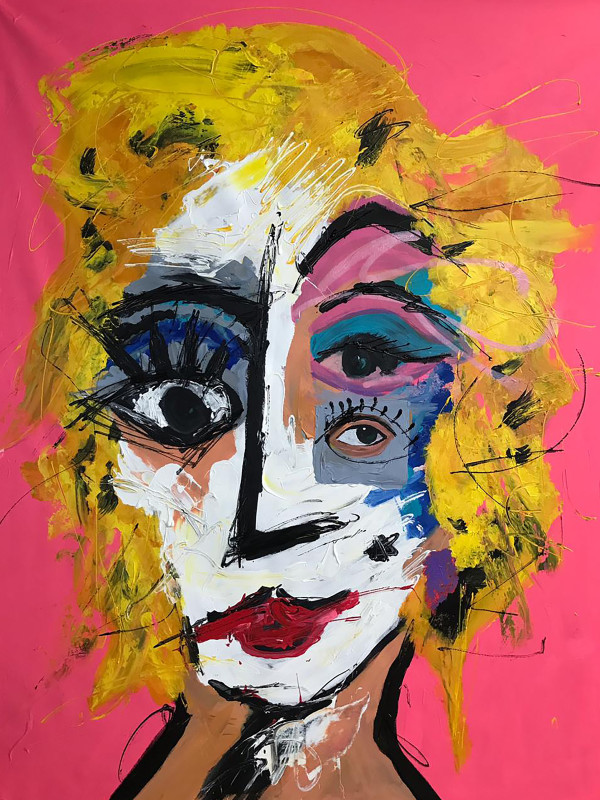 John Paul Fauves, When The Road Is No Road, 2019