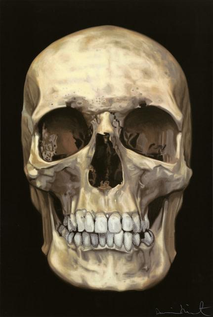 Damien Hirst, The Skull Beneath the Skin, 2005