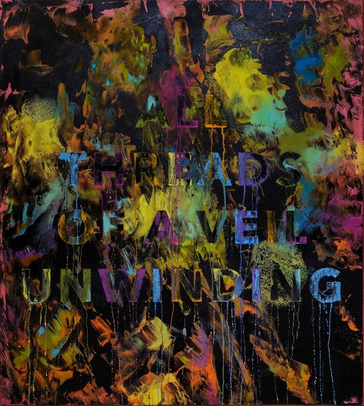 David Walker, All Threads Of A Veil Unwinding
