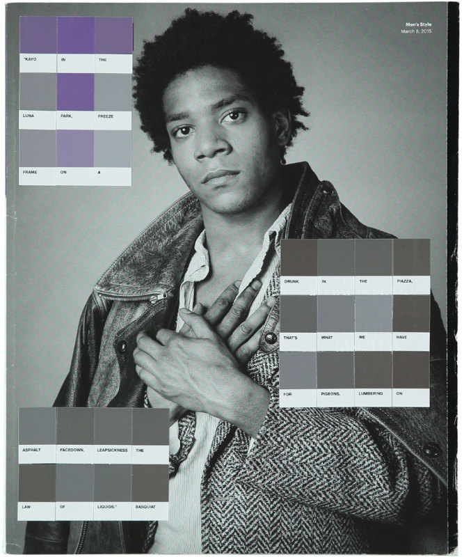 Nick Smith, Basquiat, New York Times, 2015