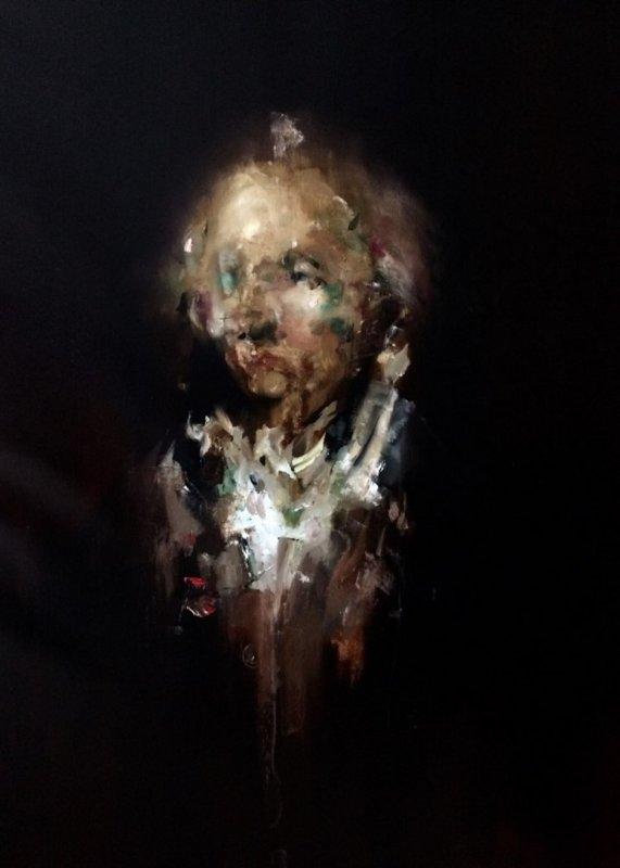 Florian Eymann, Portrait Nº 100 117