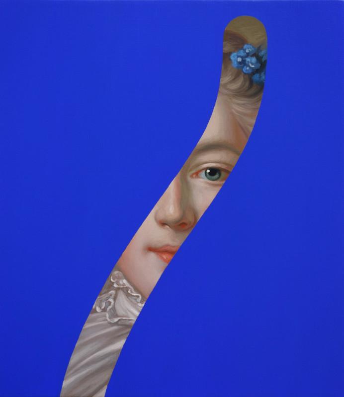 Lino Lago, Fake Abstract (Boucher), 2020