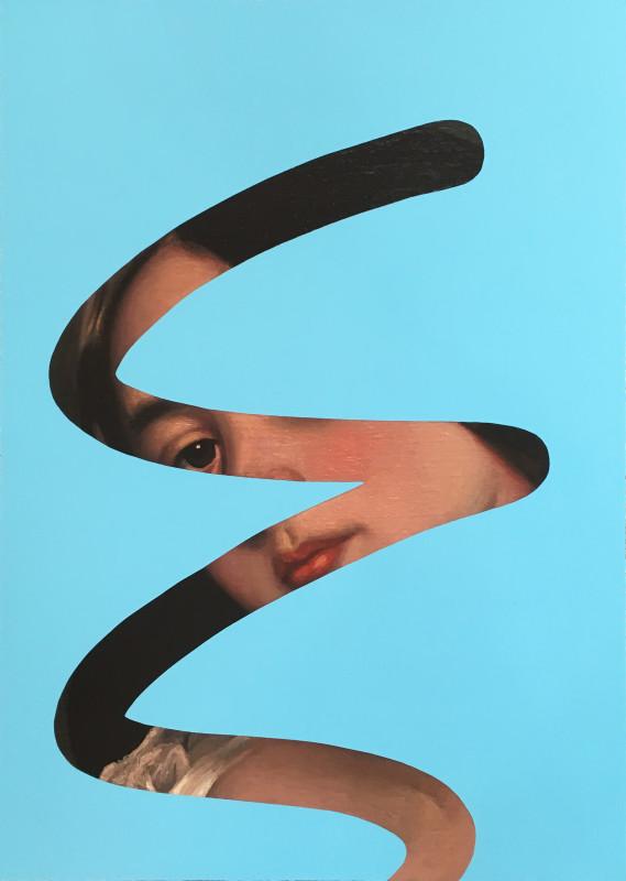 Lino Lago, Fake Abstract Editon, 2020
