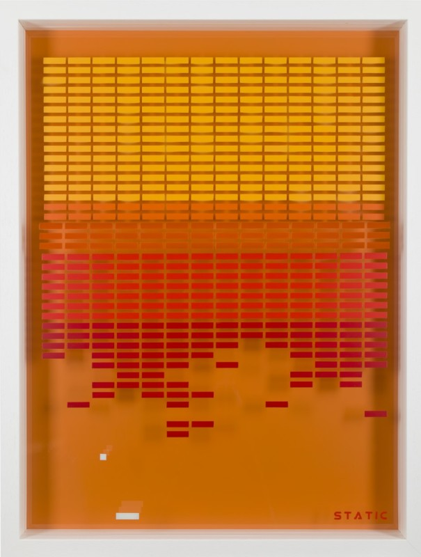 Static, Break Out- Orange & Yellow