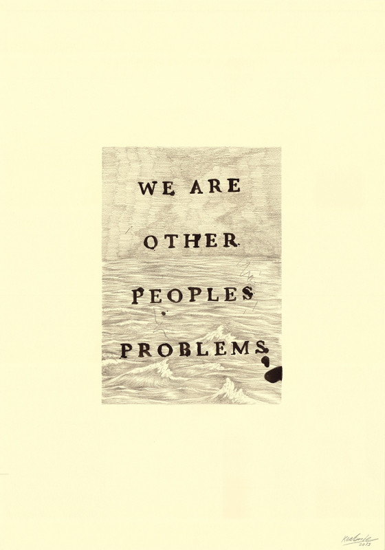 Keaton Henson, Other Peoples Problems