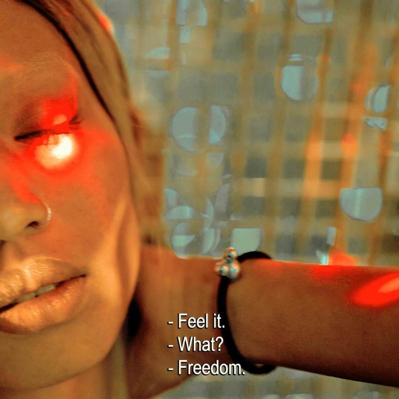 Sarah Bahbah, For Arabella – Freedom