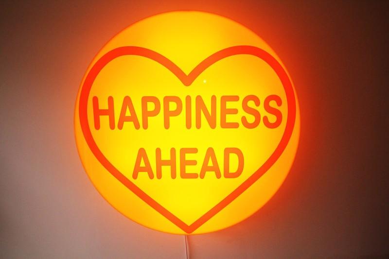 Zoe Grace, Happiness Ahead