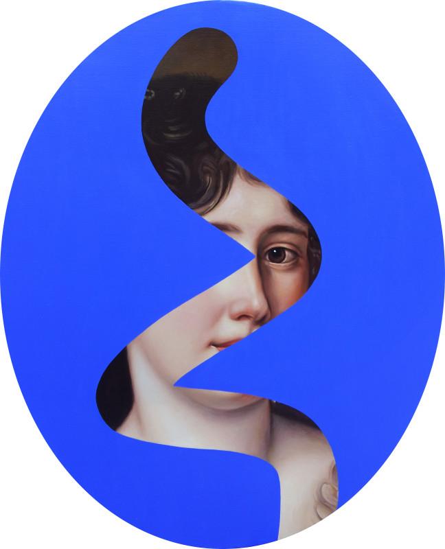 Lino Lago, Fake Abstract (Jacob Ferdinand Voet), 2021