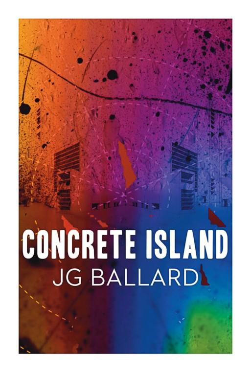Stanley Donwood, Concrete Island